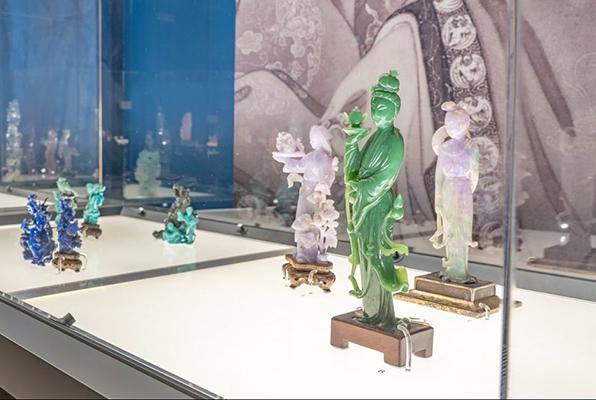 Επίσκεψη στη Συλλογή του Ι. Πασσά, στο Β.Χ.Μ.