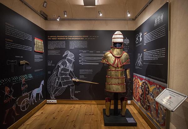Επίσκεψη στο Μουσείο Ηρακλειδών